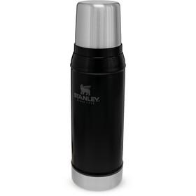 Stanley Classic Vacuum Bottle 0,75l, negro/Plateado